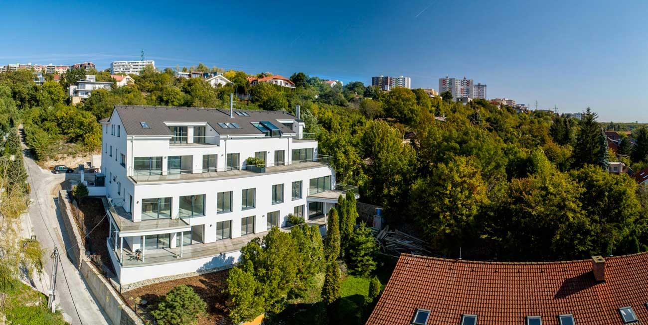 Grand Vue - Novostavba Bratislava Karlova Ves